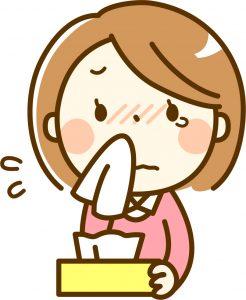 鼻水 止める方法 ツボ 止まらない 原因 透明