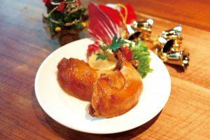 クリスマス チキン なぜ 七面鳥 味 売ってる店