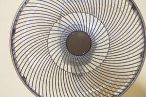 ダイソー 扇風機