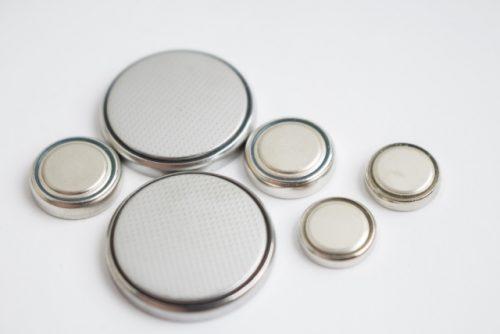 ボタン電池 コイン電池 一覧 種類